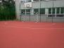 Iskola udvar felújítás
